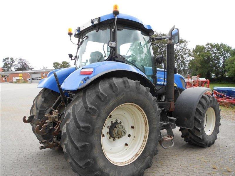 Traktor des Typs New Holland T7060 SS Frontlift, Gebrauchtmaschine in Skanderborg (Bild 3)