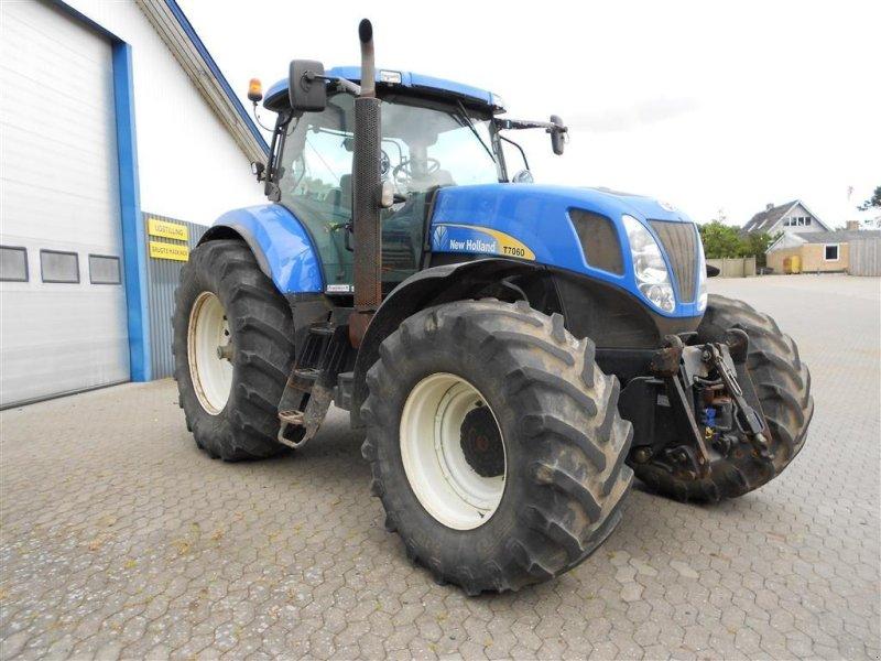 Traktor des Typs New Holland T7060 SS Frontlift, Gebrauchtmaschine in Skanderborg (Bild 2)