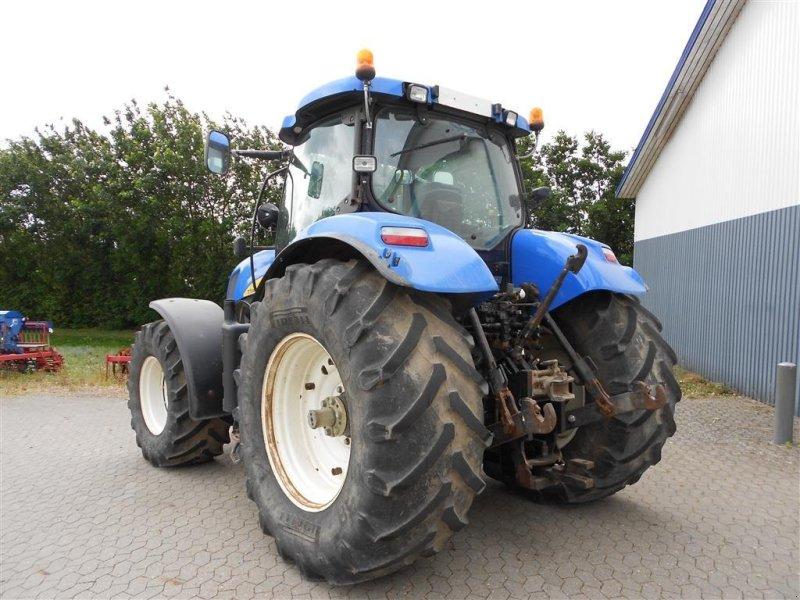 Traktor des Typs New Holland T7060 SS Frontlift, Gebrauchtmaschine in Skanderborg (Bild 4)