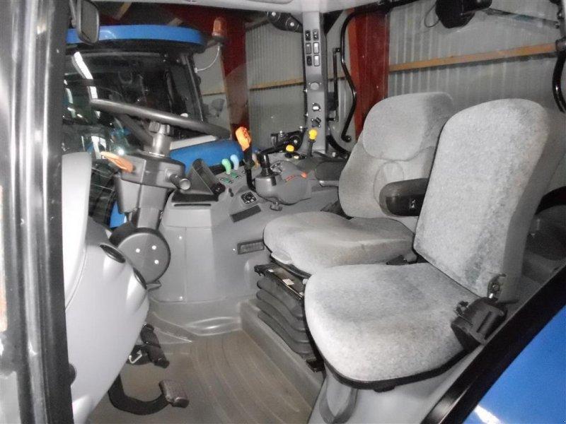 Traktor des Typs New Holland T7060 SS Frontlift, Gebrauchtmaschine in Skanderborg (Bild 8)