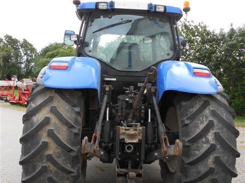 Traktor des Typs New Holland T7060 SS Frontlift, Gebrauchtmaschine in Skanderborg (Bild 5)