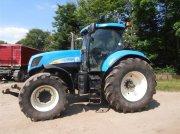 Traktor типа New Holland T7060 TG Frontlift, Gebrauchtmaschine в Varde