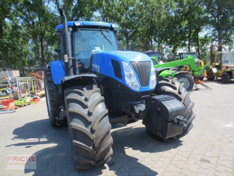 Traktor des Typs New Holland T7060, Gebrauchtmaschine in Bockel - Gyhum (Bild 7)
