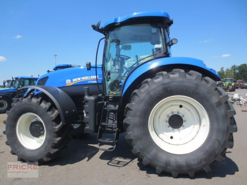 Traktor des Typs New Holland T7060, Gebrauchtmaschine in Bockel - Gyhum (Bild 2)