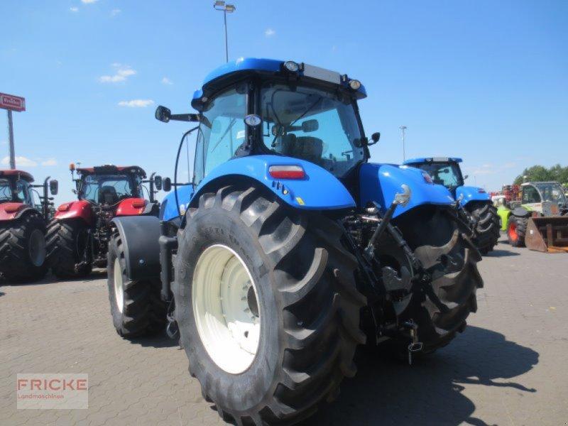 Traktor des Typs New Holland T7060, Gebrauchtmaschine in Bockel - Gyhum (Bild 3)