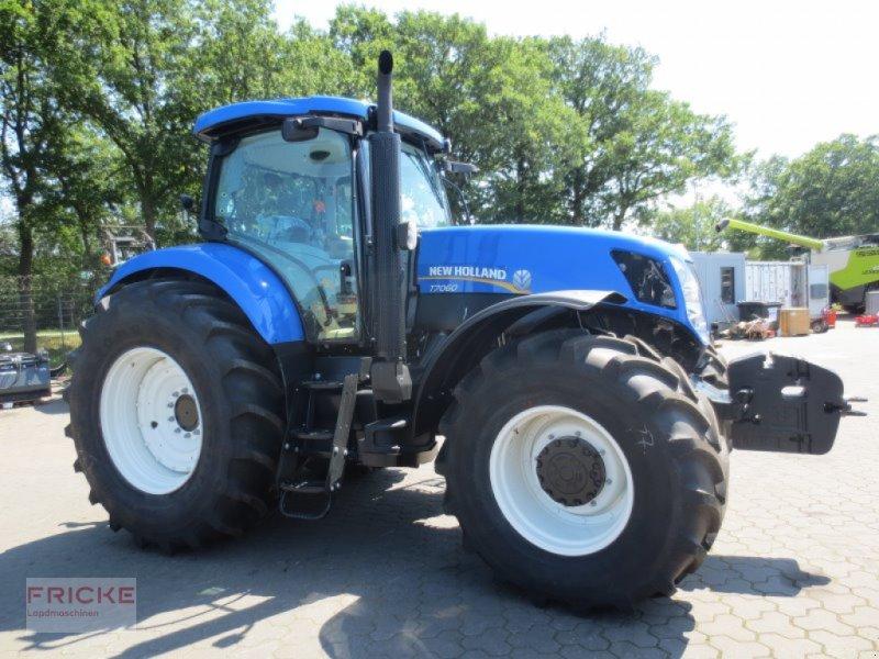 Traktor des Typs New Holland T7060, Gebrauchtmaschine in Bockel - Gyhum (Bild 6)