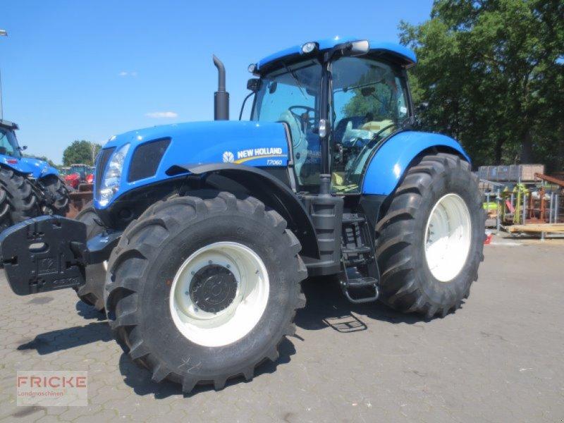 Traktor des Typs New Holland T7060, Gebrauchtmaschine in Bockel - Gyhum (Bild 8)