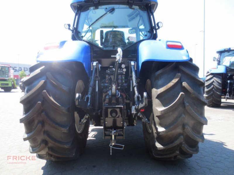 Traktor des Typs New Holland T7060, Gebrauchtmaschine in Bockel - Gyhum (Bild 11)