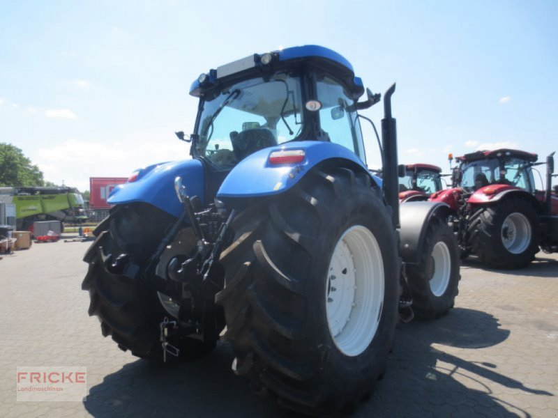 Traktor des Typs New Holland T7060, Gebrauchtmaschine in Bockel - Gyhum (Bild 4)