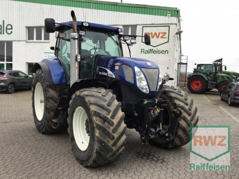 Traktor des Typs New Holland T7070AC, Gebrauchtmaschine in Kruft (Bild 1)