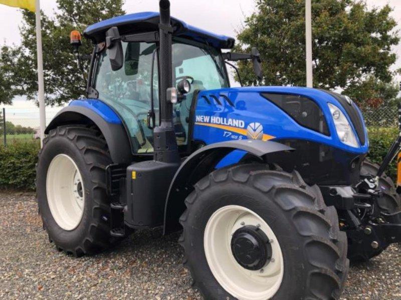 Traktor типа New Holland T7.165 S STAGE V, Gebrauchtmaschine в Hadsten (Фотография 1)