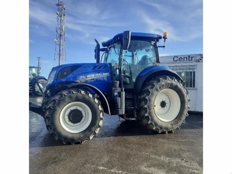 Traktor типа New Holland T7.165S, Gebrauchtmaschine в HERLIN LE SEC (Фотография 1)
