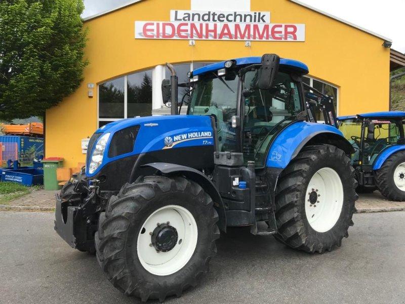 Traktor типа New Holland T7.170 Auto Command, Gebrauchtmaschine в Burgkirchen (Фотография 1)