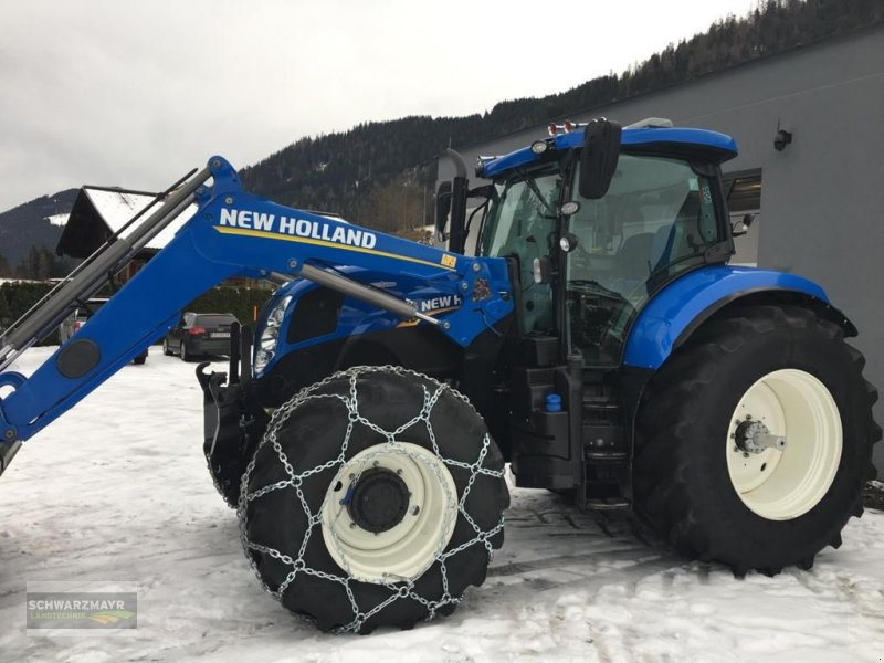 Traktor des Typs New Holland T7.170 Auto Command, Gebrauchtmaschine in Gampern (Bild 1)