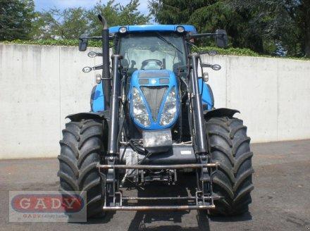 Traktor des Typs New Holland T7.170 Range Command, Gebrauchtmaschine in Lebring (Bild 3)