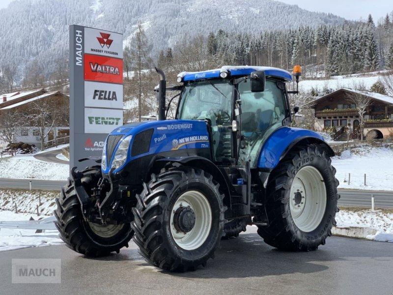Traktor типа New Holland T7.170, Gebrauchtmaschine в Eben (Фотография 1)
