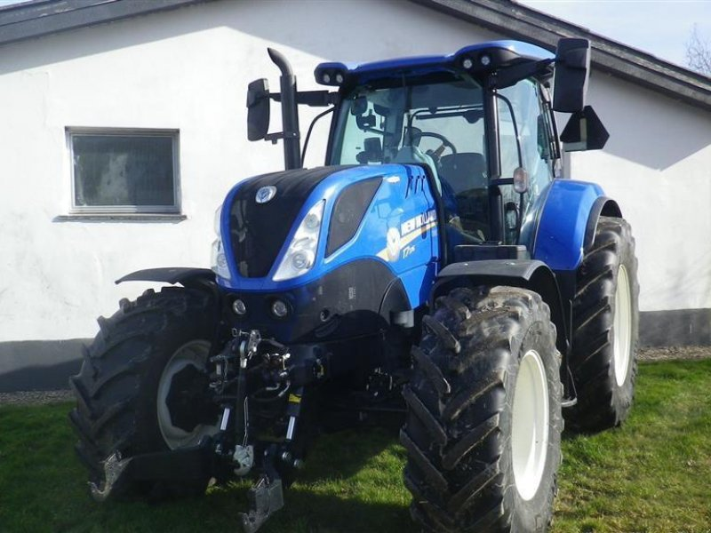 Traktor типа New Holland T7.175 AC Affjedret foraksel, Gebrauchtmaschine в Nykøbing Falster (Фотография 1)
