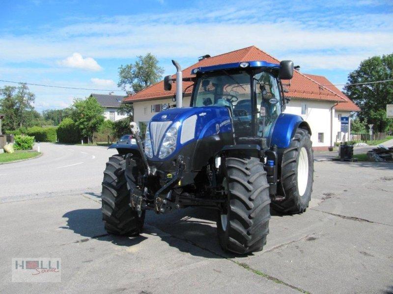Traktor des Typs New Holland T7.185 Auto Command, Gebrauchtmaschine in Niederneukirchen (Bild 1)
