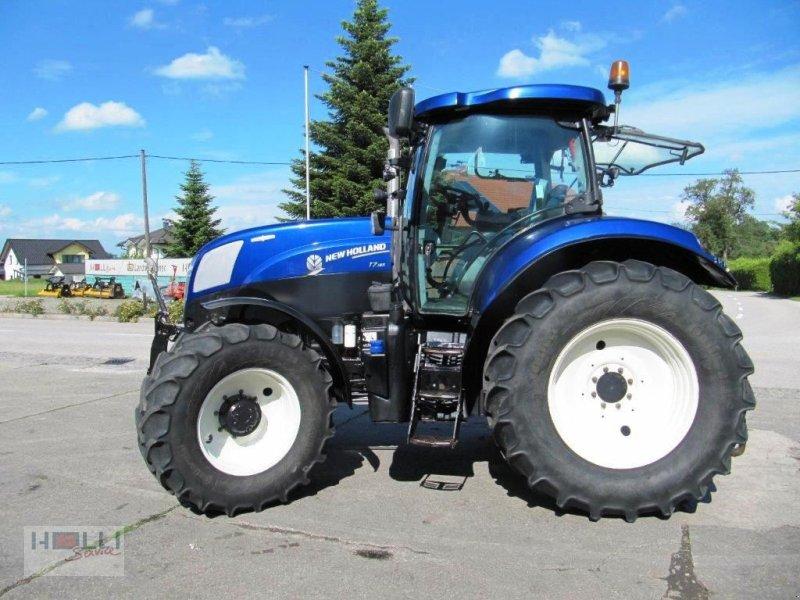 Traktor типа New Holland T7.185 Auto Command, Gebrauchtmaschine в Niederneukirchen (Фотография 1)