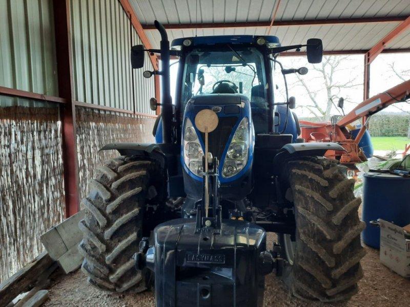 Traktor типа New Holland T7.185, Gebrauchtmaschine в CHAUMONT (Фотография 1)