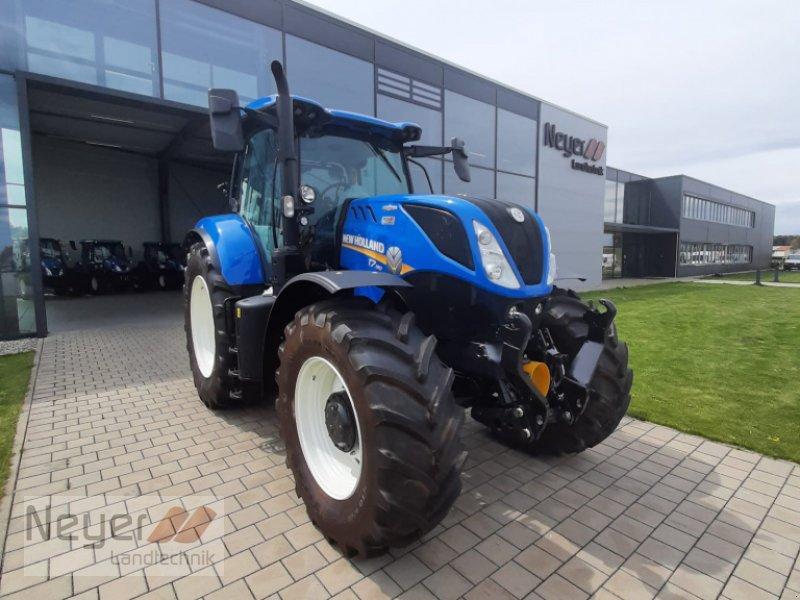 Traktor des Typs New Holland T7.190 AC, Neumaschine in Bad Waldsee Mennisweiler (Bild 1)