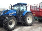 Traktor типа New Holland T7.190 PC T4B, Gebrauchtmaschine в CONDE SUR VIRE