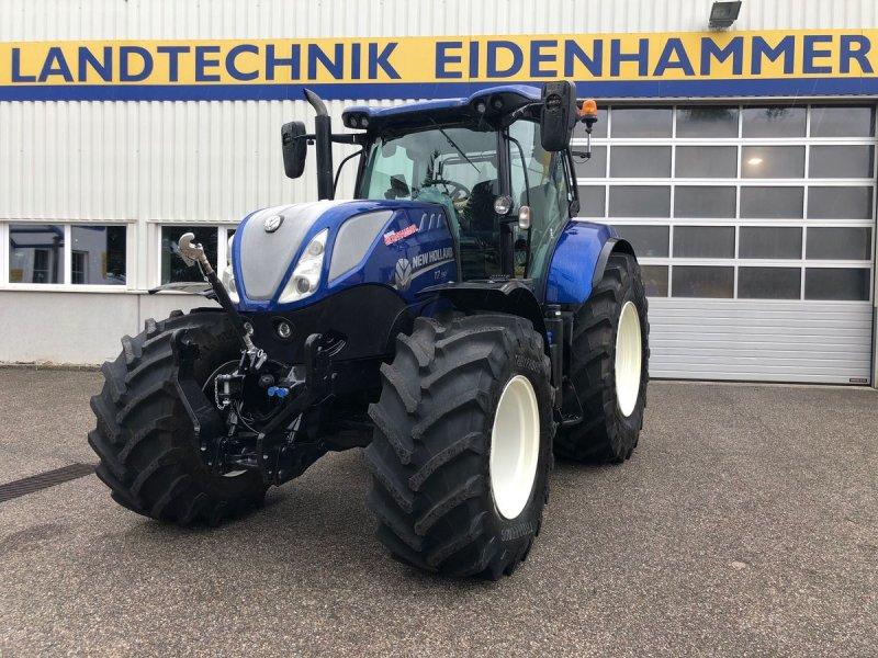 Traktor des Typs New Holland T7.190 Standard, Gebrauchtmaschine in Burgkirchen (Bild 1)