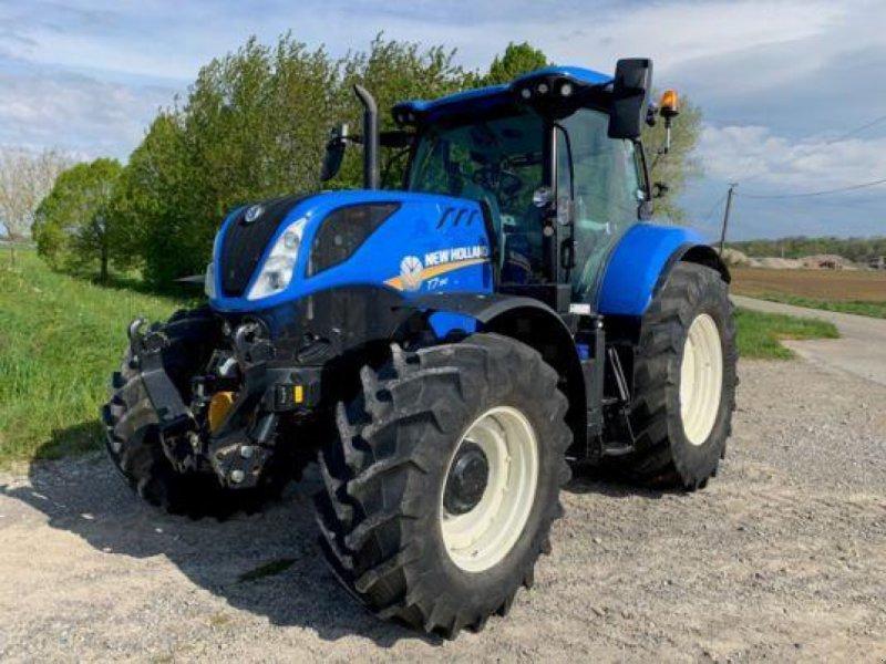 Traktor des Typs New Holland T7.190, Gebrauchtmaschine in Muespach-le-Haut (Bild 1)