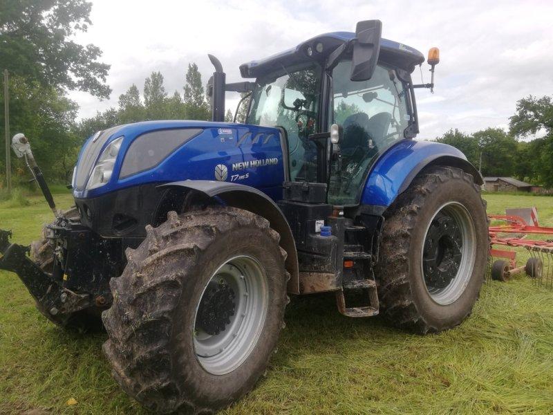 Traktor типа New Holland T7.195S PC S5, Gebrauchtmaschine в TREMEUR (Фотография 1)