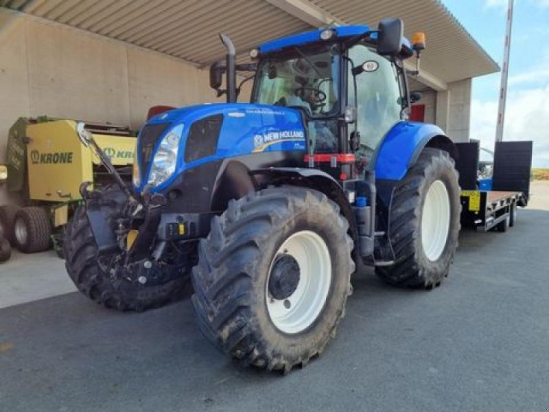 Traktor des Typs New Holland t7.200 auto command, Gebrauchtmaschine in GÖPFRITZ (Bild 1)