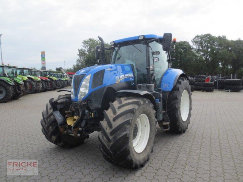 Traktor des Typs New Holland T7.200 Auto Command, Gebrauchtmaschine in Bockel - Gyhum (Bild 1)