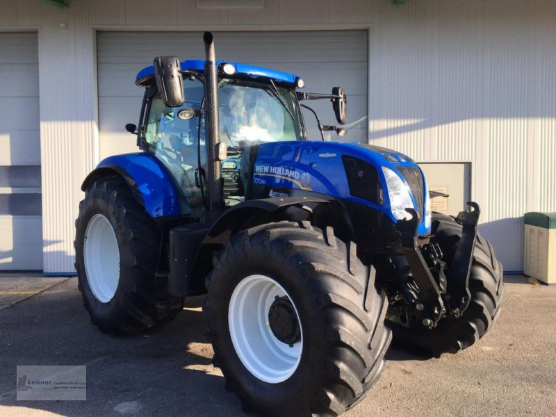 Traktor des Typs New Holland T7.200 Auto Command, Gebrauchtmaschine in Weisskirchen (Bild 1)