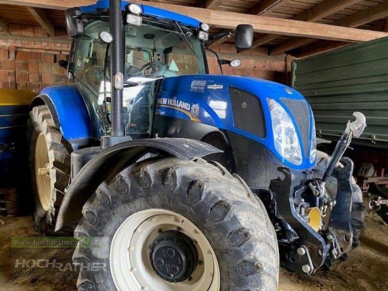 Traktor des Typs New Holland T7.200 Auto Command, Gebrauchtmaschine in Kronstorf (Bild 1)