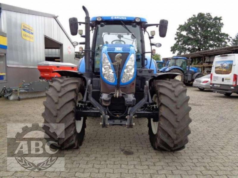 Traktor des Typs New Holland T7.200 AUTOCOMMAND, Gebrauchtmaschine in Lindern (Bild 1)