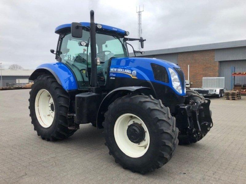 Traktor des Typs New Holland T7.200 KUN 2600 Timer., Gebrauchtmaschine in Børkop (Bild 1)