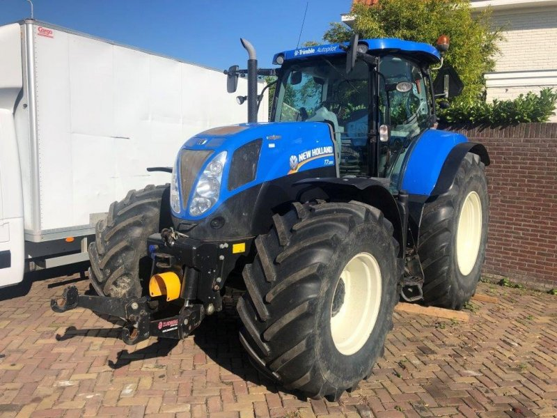 Traktor типа New Holland T7.200, Gebrauchtmaschine в Veldhoven (Фотография 1)