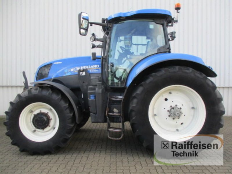 Traktor des Typs New Holland T7.200, Gebrauchtmaschine in Holle (Bild 1)