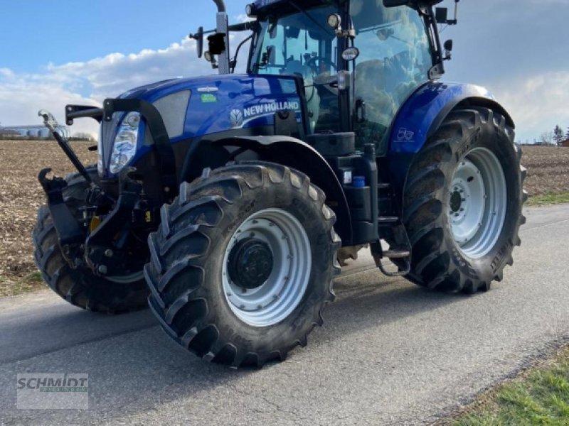 Traktor des Typs New Holland T7.200, Gebrauchtmaschine in Herbrechtingen (Bild 1)