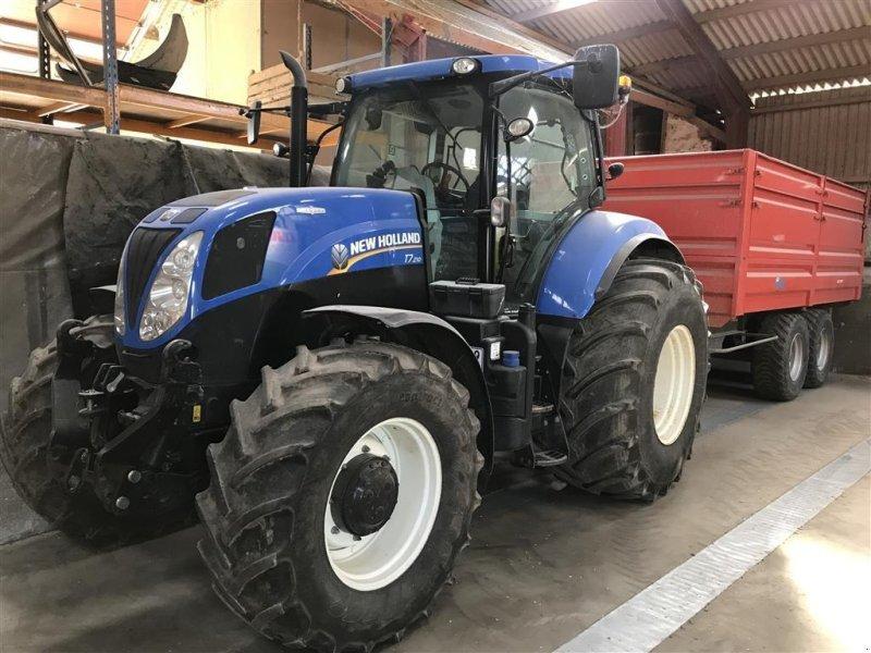 Traktor des Typs New Holland T7.210 AUTO COMMAND Frontlift, GPS forberedt, Gebrauchtmaschine in Sønderborg (Bild 1)
