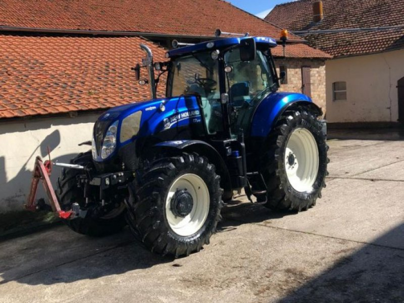 Traktor des Typs New Holland T7.210 Auto Command, Gebrauchtmaschine in Nieheim Kreis Höxter (Bild 1)