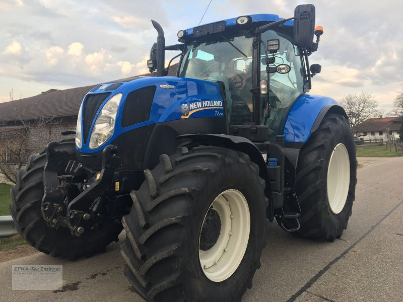 Traktor des Typs New Holland T7.210 Auto Command, Gebrauchtmaschine in Ainring (Bild 1)