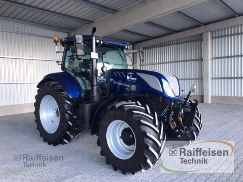 Traktor des Typs New Holland T7.210 Auto Command, Gebrauchtmaschine in Petersberg (Bild 2)