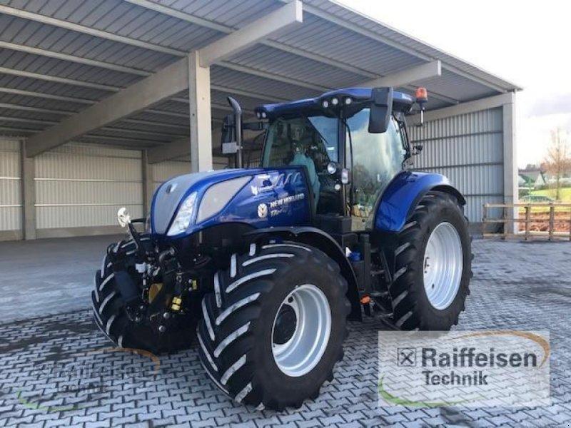 Traktor des Typs New Holland T7.210 Auto Command, Gebrauchtmaschine in Petersberg (Bild 1)