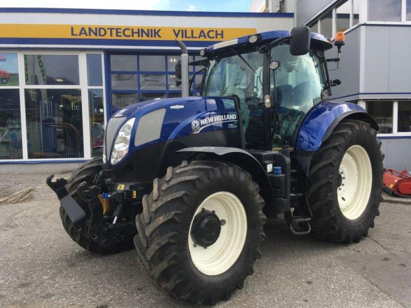 Traktor des Typs New Holland T7.210 Auto Command, Gebrauchtmaschine in Villach (Bild 1)