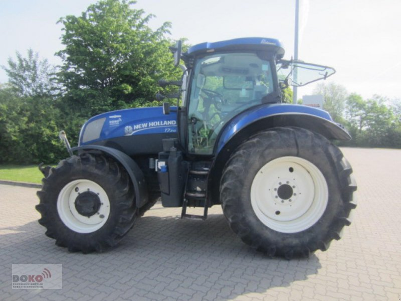 Traktor типа New Holland T7.210 Autocommand, Gebrauchtmaschine в Schoenberg (Фотография 1)
