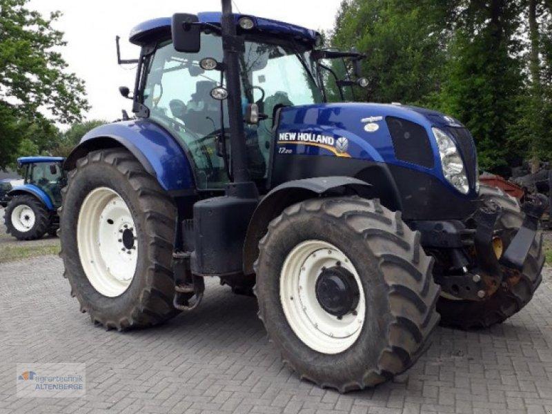 Traktor des Typs New Holland T7.210 AutoCommand, Gebrauchtmaschine in Altenberge (Bild 3)