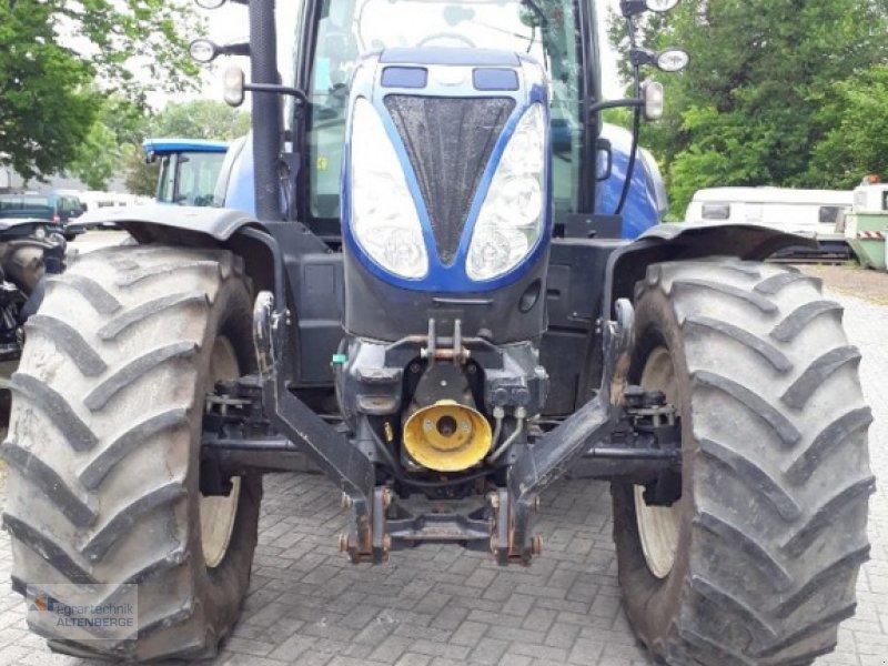 Traktor des Typs New Holland T7.210 AutoCommand, Gebrauchtmaschine in Altenberge (Bild 2)