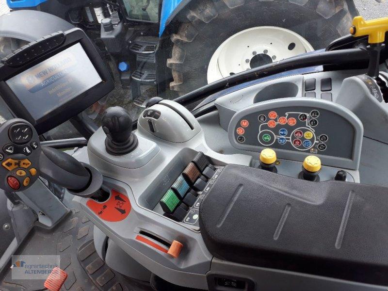 Traktor des Typs New Holland T7.210 AutoCommand, Gebrauchtmaschine in Altenberge (Bild 8)
