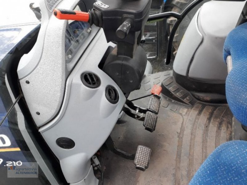 Traktor des Typs New Holland T7.210 AutoCommand, Gebrauchtmaschine in Altenberge (Bild 6)