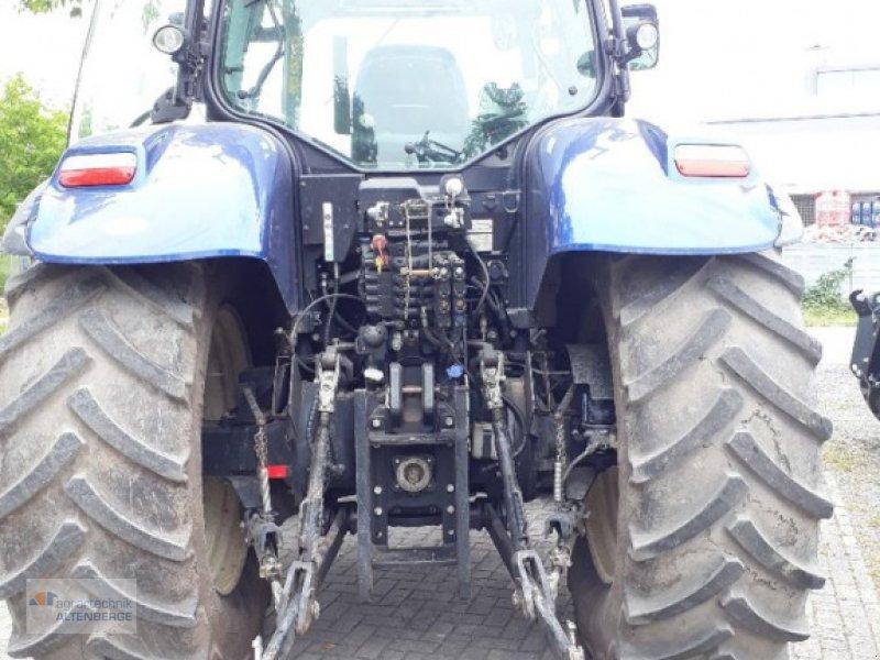 Traktor des Typs New Holland T7.210 AutoCommand, Gebrauchtmaschine in Altenberge (Bild 4)